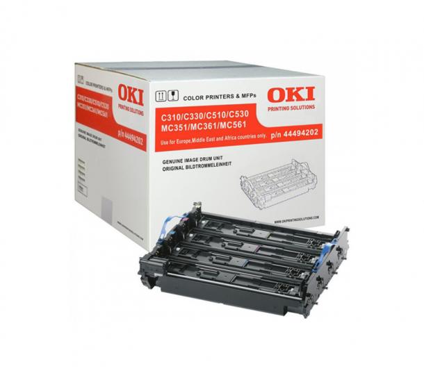 Drum OKI C300/C310/C330/C351/C361/C510/C530/C561 (BLACK) 44494202