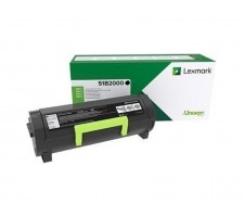 Toner Lexmark  MS317/417/517/617 MX317/417/517/617 (BLACK) 51B2000