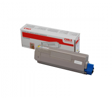 Toner OKI C610 (YELLOW) 44315305