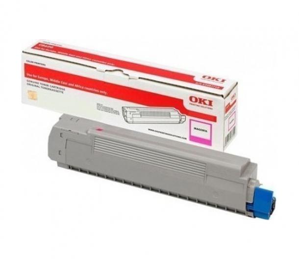 Toner OKI C332/MC363 (MAGENTA) 46508710