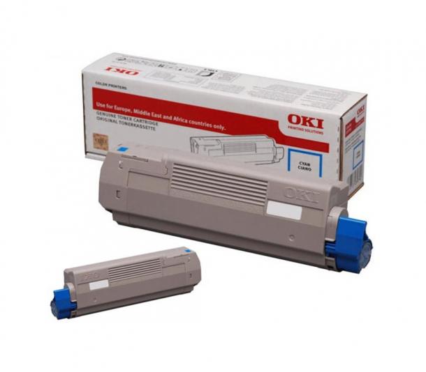 Toner OKI C332/MC363 (CYAN) 46508711