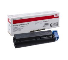 Toner OKI B432/B512/MB492/MB562 (BLACK) 45807111