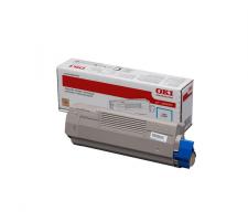 Toner OKI MC760/MC770/MC780 (CYAN) 45396303