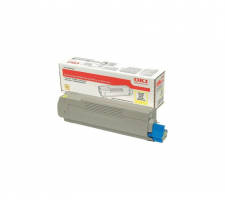 Toner OKI C332/MC363 (YELLOW) 46508709