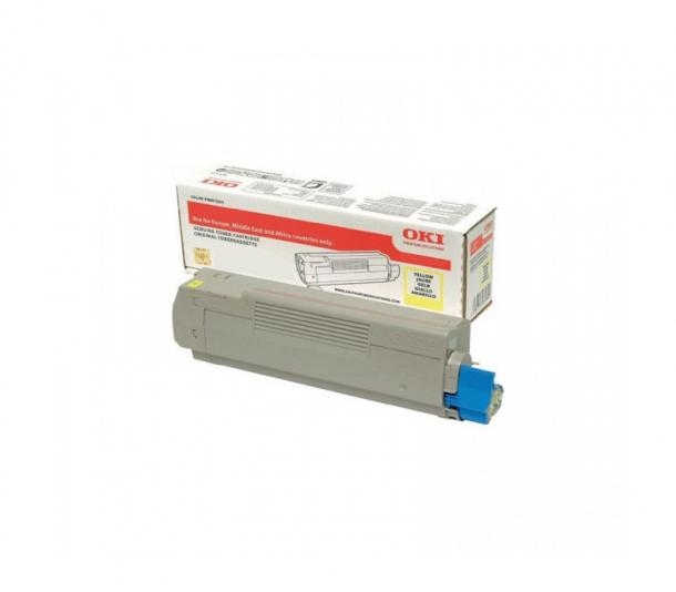 Toner OKI C332/MC363 (YELLOW) 46508709