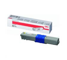Toner OKI C510/C530/MC561/MC562  (YELLOW) 44469722