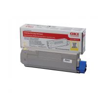 Toner OKI C5850/C5950/MC560 (YELLOW) 43865721