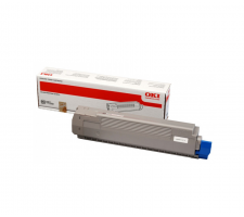 Toner OKI C801/C821 (BLACK) 44643004