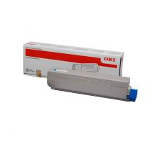 Toner OKI C822 (CYAN) 44844615