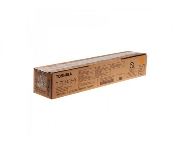 Toner Toshiba T-FC415EY (YELLOW) 6AJ00000182