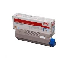 Toner OKI C612 (CYAN) 46507507