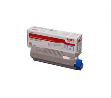 Toner OKI C712 (CYAN) 46507615