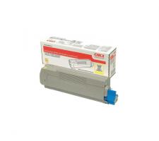 Toner OKI C612 (YELLOW) 46507505